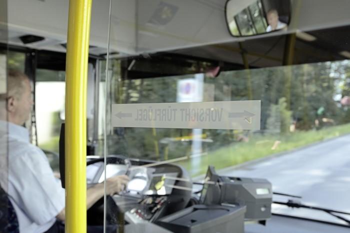 Bus-Chauffeur